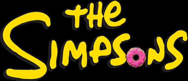 Simpsonovi logo s donutem